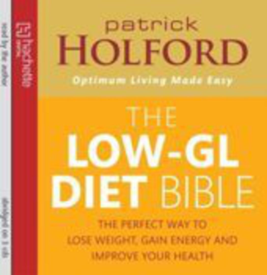 Low GL Diet Bible CD by Patrick Holford image 0
