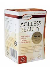 Radiance Ageless Beauty, 60 vegetable capsules