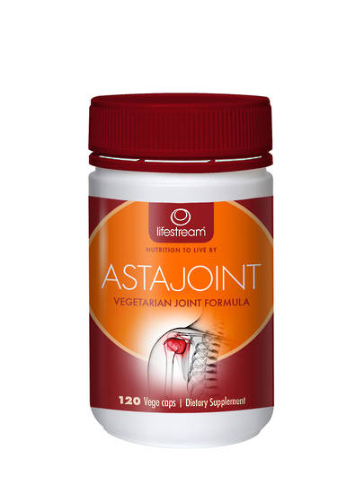 Lifestream Astajoint, Capsules, 60 & 120 caps DISCONTINUED TRY OUR ALTERNATIVES IN JOINT SUPPORT