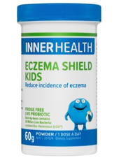 Ethical Nutrients Inner Health Eczema Shield Kids, 60g Powder