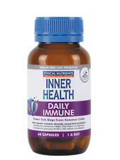 Ethical Nutrients Inner Health Daily Immune, 60 capsules
