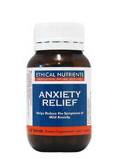 Ethical Nutrients Anxiety Relief, 30 tablets