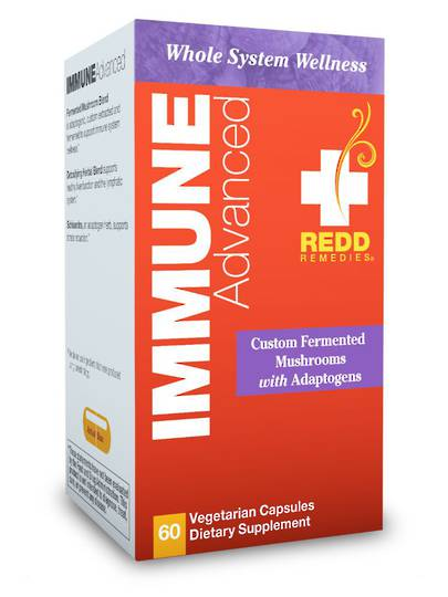 Redd Remedies Immune Advanced, 60tabs