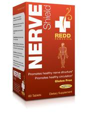 Redd Remedies Nerve Shield, 60tabs (out of stock until end of March)