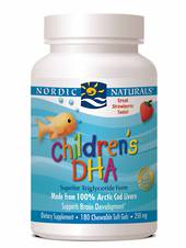 Nordic Naturals Children's DHA (strawberry flavoured softgels)