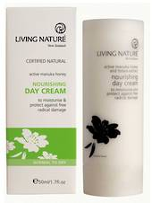 Living Nature Nourishing Day Cream, 50ml