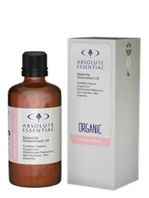 Absolute Essential Organic Maternity Strechmark Oil, 100ml