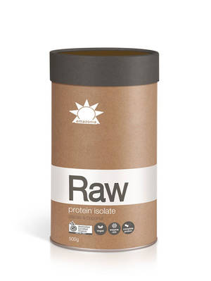 Amazonia Raw Protein Isolate 1kg (Cacao & Coconut)
