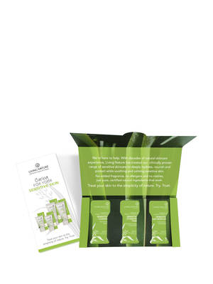 Living Nature Dry/Sensitive Sample Set