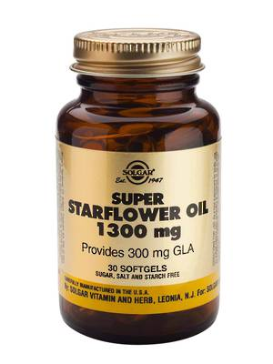 Solgar Super Starflower Oil 1300mg (30 Softgels)