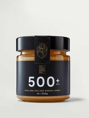 The True Honey Co. 500+ MGO