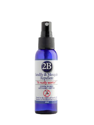 2B Natural Insect Repellent, 60ml