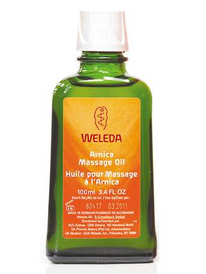Weleda Arnica Massage Oil, 100ml