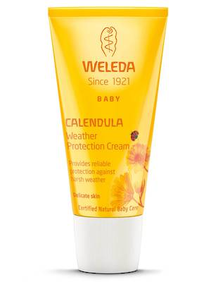 Weleda Calendula Baby Weather Protection Cream, 30ml