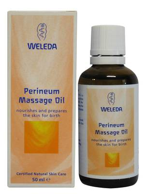 Weleda Perineum Massage Oil, 50ml