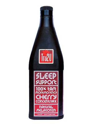 Tru2U Sleep Support Tart Cherry Juice (original strength) Concentrate 1 Litre