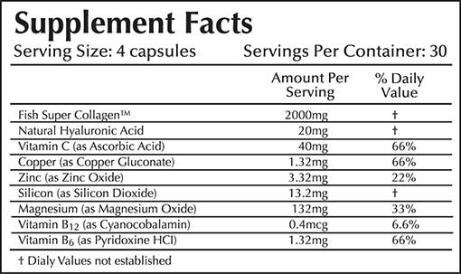 Supplement-Facts Fish