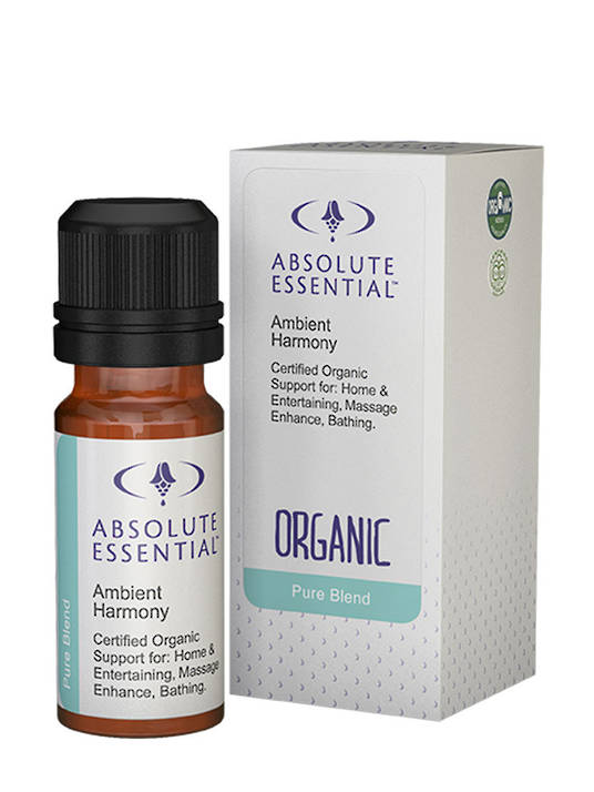 Absolute Essential Organic Ambient Harmony, 10ml