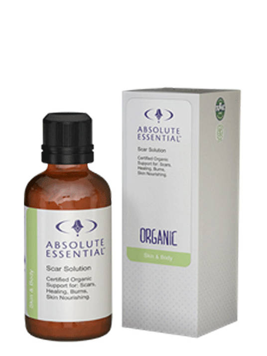 Absolute Essential Scarless Solution (organic), 50ml