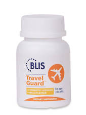 Blis Travel Protect with BLISK12 (Vanilla) 16 lozenges