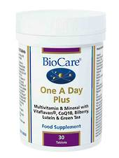 Biocare One A Day Plus (Multinutrient), 90 Tabs