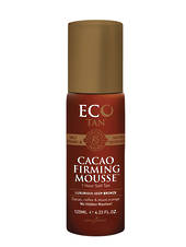 Eco Tan Cacao Firming Mousse, 125ml