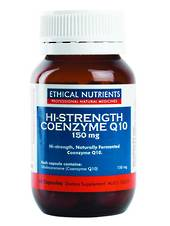 Ethical Nutrients Hi Strength Q10, 150mg