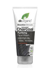 Dr.Organic Charcoal Purifying Face Wash, 200ml
