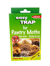 Easy Trap Pantry Moth Sticky Trap