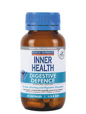 Ethical Nutrients Inner Health Digestive Defence, 60 capsules