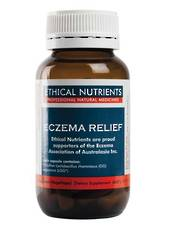 Ethical Nutrients Eczema Relief, 60 Capsules