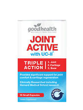 Good Health Joint Active with UC-II, 30 Capsules