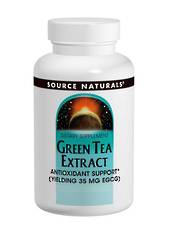 Source Naturals Green Tea Tablets (120)