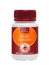 Lifestream Heart Health + Resveratrol With Tart Cherry, 60 vege caps
