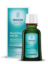 Weleda Nourishing Hair Oil, 50ml