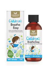 Harker Herbals Children's Breathe Easy, 150ml
