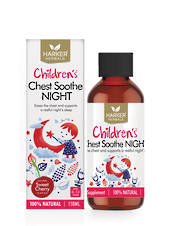 Harker Herbals Children's Chest Soothe Night, 150ml