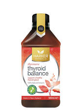 Harker Herbals Thyroid Balance (782)  250ml and 500ml