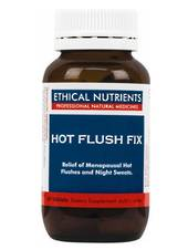Ethical Nutrients Hot Flush Fix, 60 Tablets