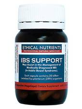 Ethical Nutrients IBS Support, 30 or 90 Capsules