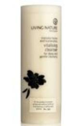 Living Nature Vitalising Cleanser (100ml)