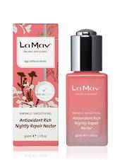 La Mav Antioxidant Rich Nightly Repair Nectar, 30ml