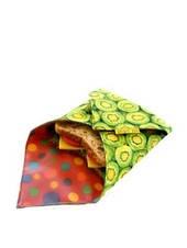 Ginger Pye - Large Reusable Sandwich Wrap