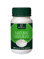 Lifestream Natural Selenium, 30 Capsules (best before Aug 2019)