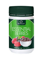 Lifestream Essential Berries, 120 caps (best before end Nov 2019)