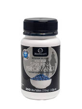 Lifestream Mini Blue Spirulina Performance, Mini Tablets