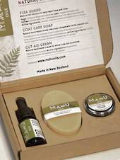 Mahu Oils Care Kit