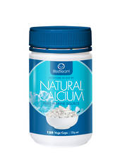 Lifestream Natural Calcium, 120 Capsules
