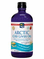 Nordic Naturals Arctic Cod Liver Oil (237ml) (best before end 05/19)