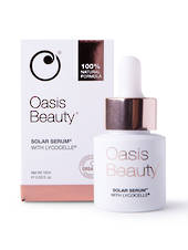 Oasis Beauty Solar Serum with Lycocelle, 15ml